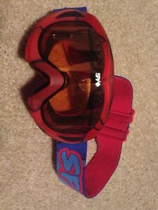 Used spy snowboard goggles