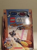 NEW-LEGO Star Wars: Anakin: Space Pilot: Space Pilot (3D)