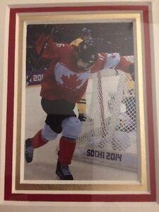 Collectors team Canada print St. John's Newfoundland image 5