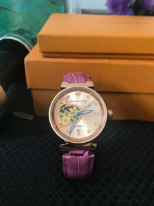Women-lv new automatic mechanical beautiful watch