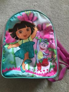 Dora The Explorer Backpack - Great for school!