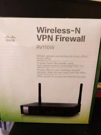 Wireless - N VPN Firewall