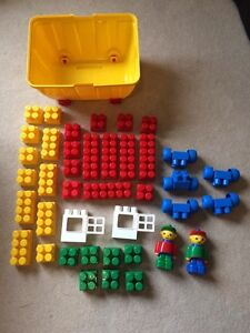 Building blocks and accessories!