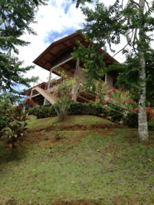 Vacation House   Villa  Ojoche, Ojochal,  Costa Rica,
