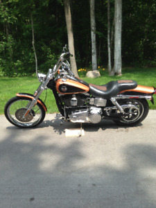 2008 Harley Dyna Wide Glide Limited Anniversry Edition