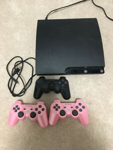 Playstation 3 for sale - with games !