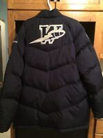 Winnipeg Blue Bomber Down Parka