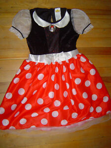 Mini Mouse Halloween Costume, seize 5-7 - Enfield
