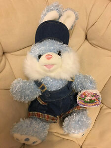 Stuffed Easter Bunny Rabbit Toy Hoppy Hopster – Approx 50 cmTall