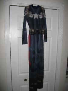 Costume Capitaine America 7-8