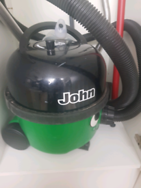 SOLD henry hoover only it's called john