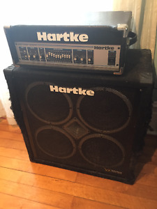 Hartke Bass Rig for Sale