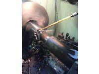 55mm coring lathe drill bit Morse taper4