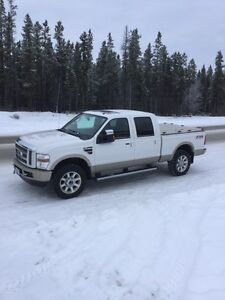 F350 KING RANCH 4x4 crew cab