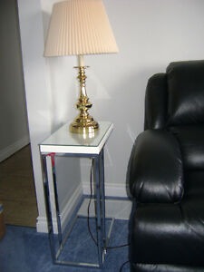 2 END TABLES  (Almost NEW)