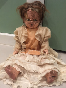 90 year old doll