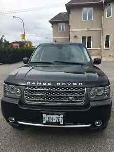 2011 Land Rover |  Range Rover | Super Charged