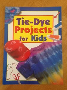 For Sale: Tie-Dye Projects for Kids book