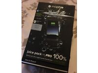 Iphone 6 6s Waterproof case and charger by MOPHIE.