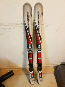 Ski alpin Rossignol junior usagé (120cm)
