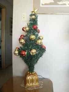 "36"" Fiber Optic Christmas Tree"