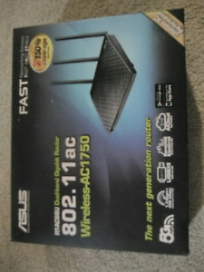 New Asus Wireless Dual Router (Cheap)