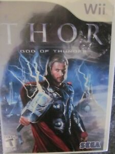THOR--GOD OF THUNDER--NEW in Sealed Box-Never Played