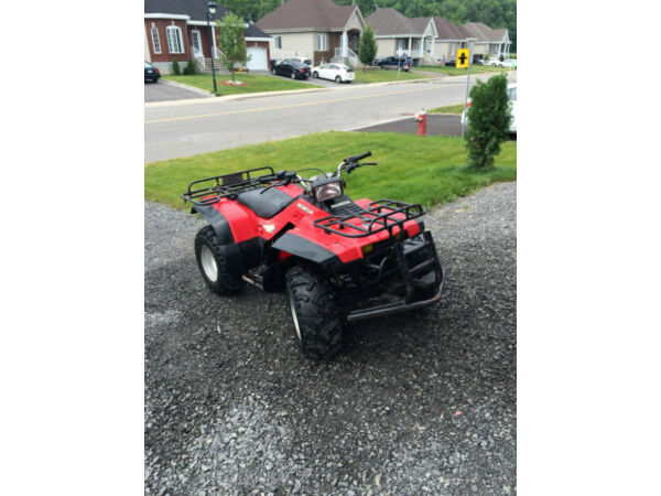 Used 1987 Honda Fourtrax 350 4x4