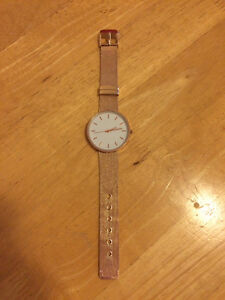 Rosegold Watch