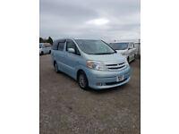2003 Toyota Alphard 2.4 Hybrid Automatic 8 Seater MPV / Day Van