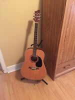 Jay Turner Acoustic guitar