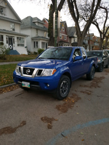 For Sale: 2015 Nissan Frontier Pro-4X