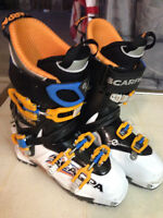 Scarpa Maestrale Boots 26.0 Mens Size 8