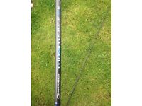 Carbolino MAXIM carp waggler 11.6M rod designed for Europe by Darren cox