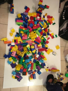 Mega bloks block de construction