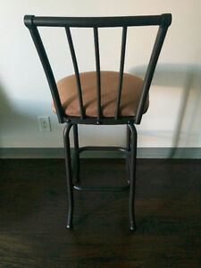 Bar Stool Chair - Brand New Condition North Shore Greater Vancouver Area image 3