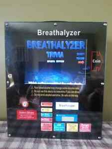 BREATHLYZER VENDING BUSINESS