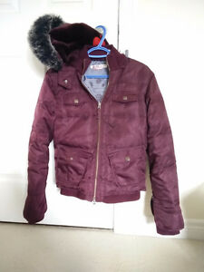 Authentic trip 5 five soul winter bomber jacket Down and Feather