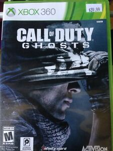 Call of duty ghost xbox360