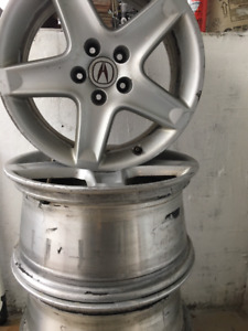 Four Megs for Acura TL