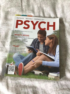 PSYC Second Canadian Edition