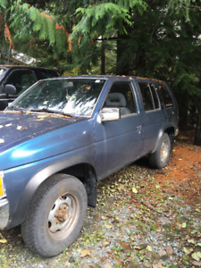 Nissan Pathfinder to sale for parts