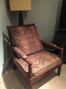 Accent chair - Lexington Fine Furniture