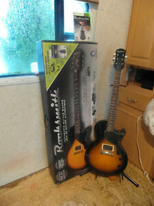 Rock smith Guitar Bundle - Xbox 360