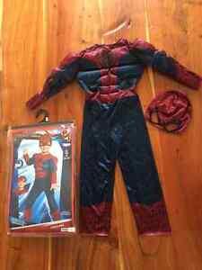 Spider-Man Costume 3T-4T