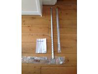 IKEA KOMPLEMENT hanging rail for PAX wardrobe
