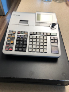 CASIO PCR-T520 with instruction manual