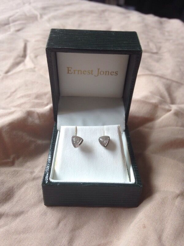 Ernest jones earrings