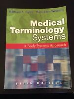 Medical Terminology Systems -A Body Systems Approach