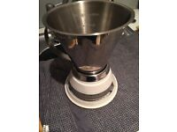 Kitchen scales John Lewis with metal measuring jug